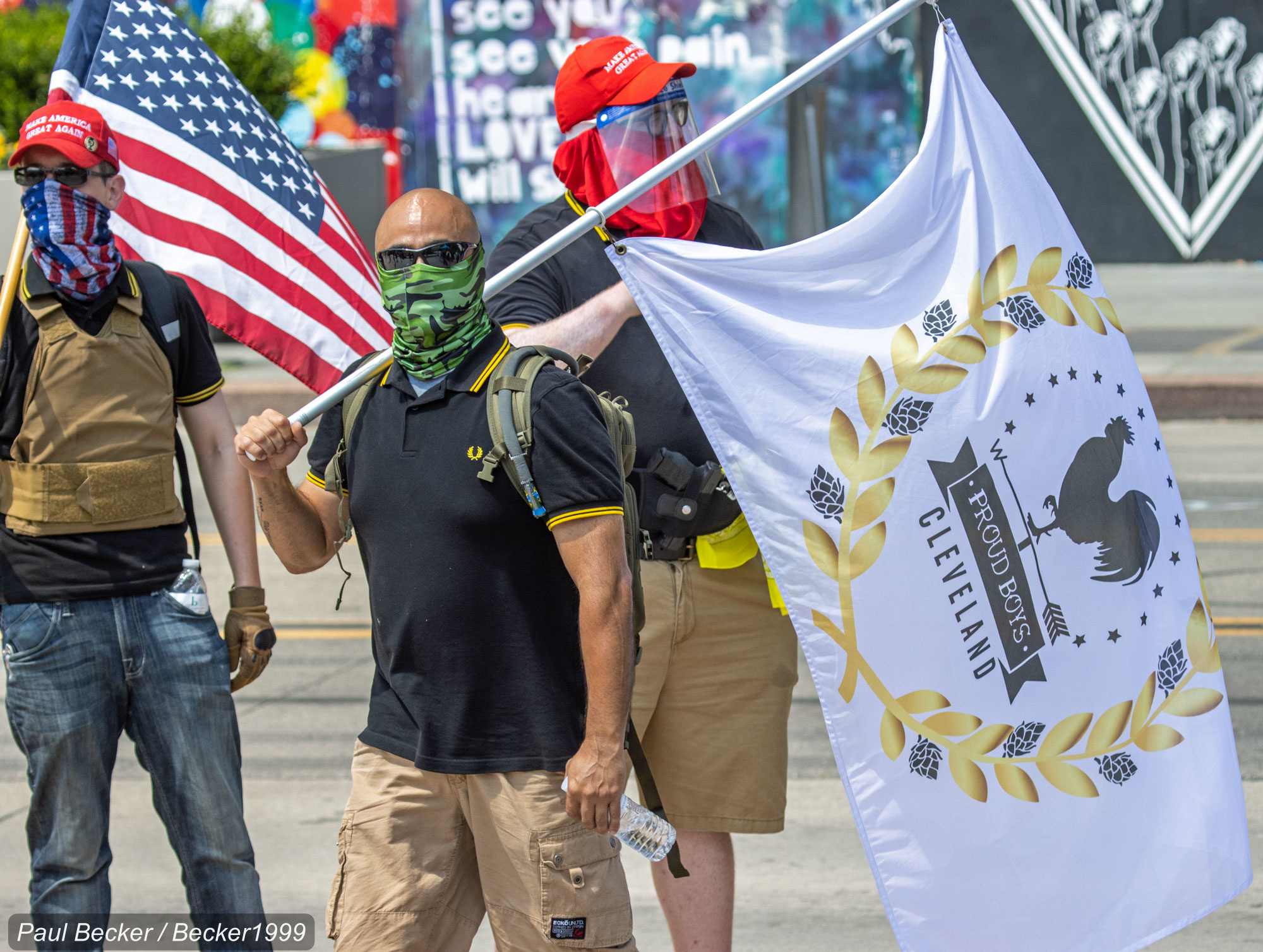 Proud Boys: Misguided Western Civilization Fanboys, Not Racists