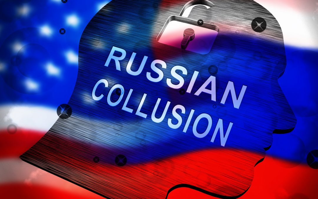 Russia Collusion Hoax Will Get No Air Time