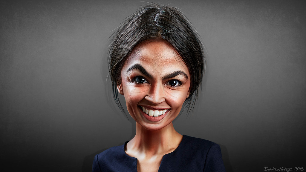 AOC's DNC Wants Small Businesses to Die if they can't Afford the 'Minimum'