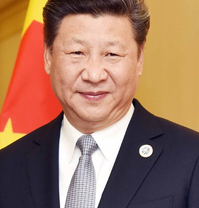 Chairman Xi Takes Aim at US Global Leadership Position as Coalition Forms to Oppose it – Editor's Choice Report