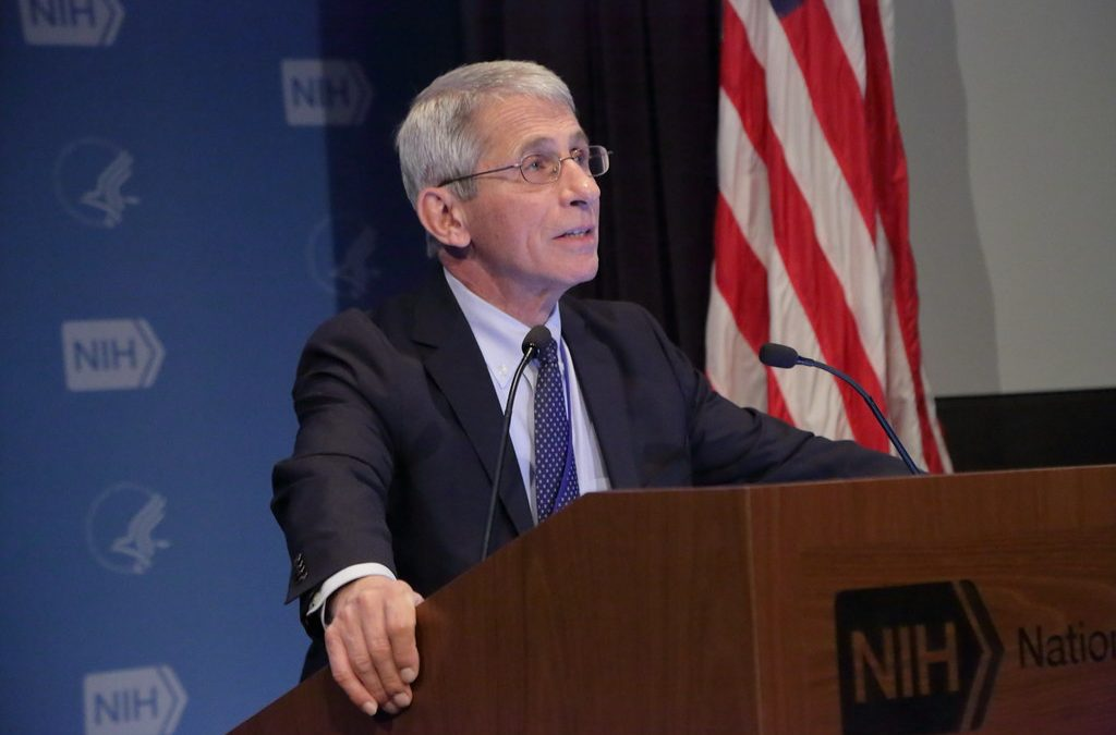 "Fauci Catastophic Ineptness Nets $1 Million Old Boy Network ""Parachute Award"""