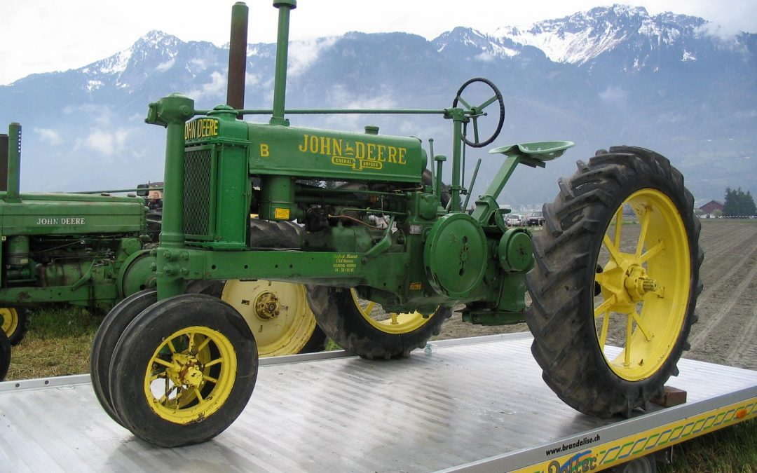 John Deere Converting Tractors to Monthly Service Fees is the Fate that Awaits Us All