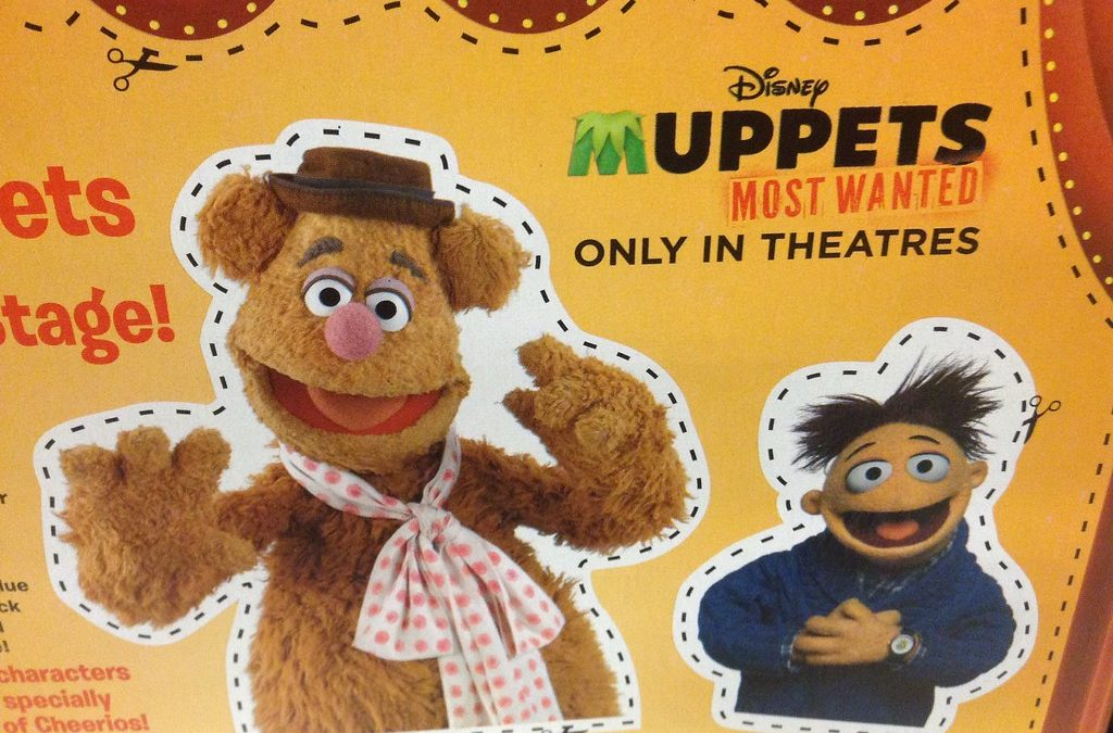 The Muppets Are Now Headed to Epcot Center for Re-Education After Mickey Called Them Racist