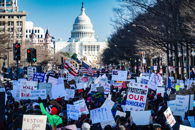 After Capital Riot Senate Hearing, Pelosi and DNC Guilty, Not Trump