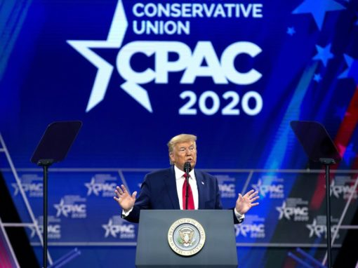 CPAC 2021 To Be DEATH of Lincoln Project, Coronation of Trump?