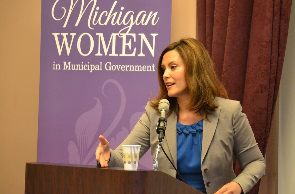 Did Whitmer Reward Her Disgruntled Health Czar on the Way Out?  Hundreds of Thousands of Dollars Suggest Yes