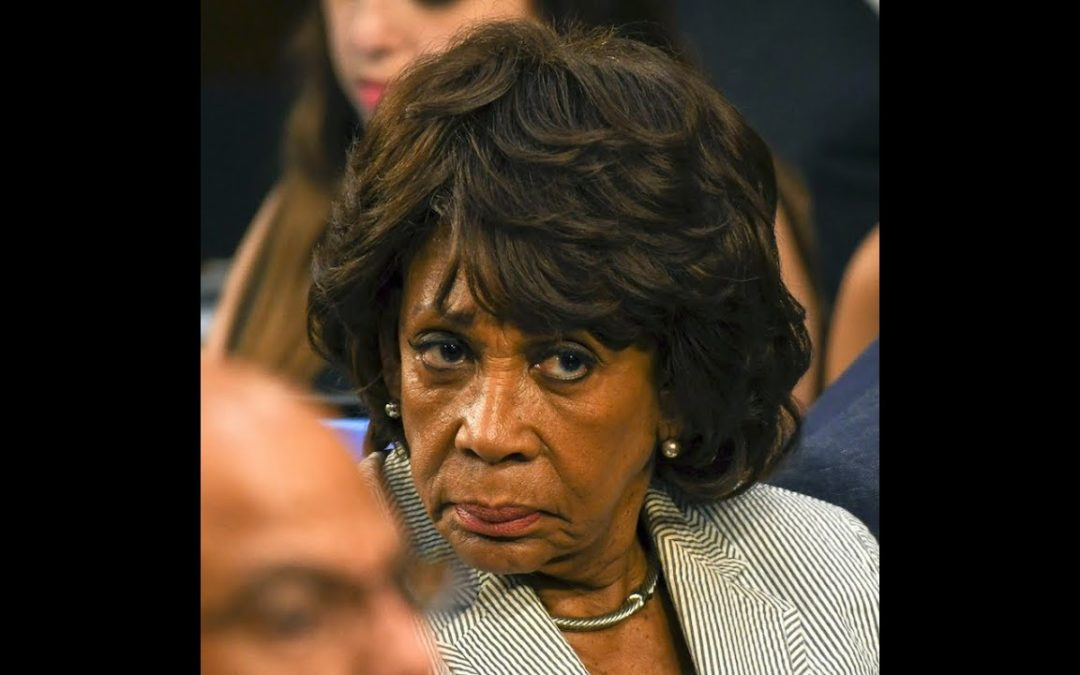 Maxine Gets Protected- Protests Before Facts – TDFS – Archive