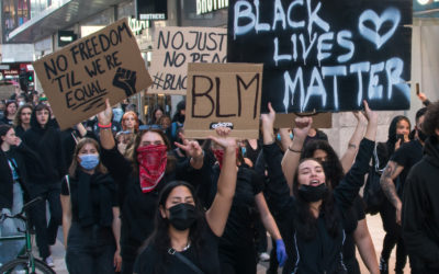 US Embassies Now Fly Black Lives Matter Flag in Show of Support for Destroying Republic