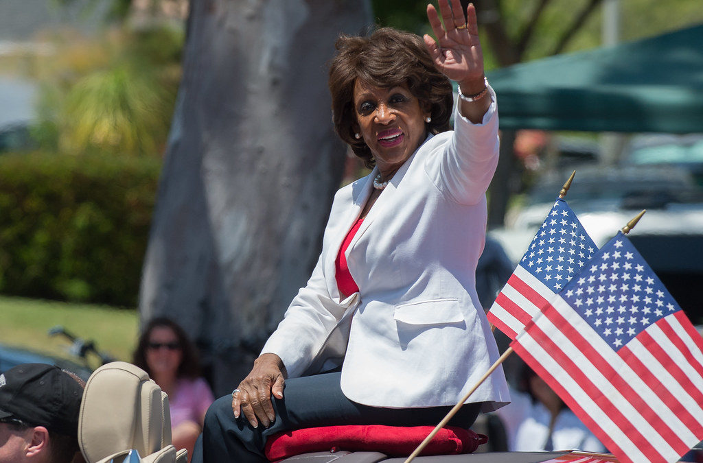 DNC Shuts Down Censure of Maxine Waters Over Chauvin Jury Pressuring – Topic Report
