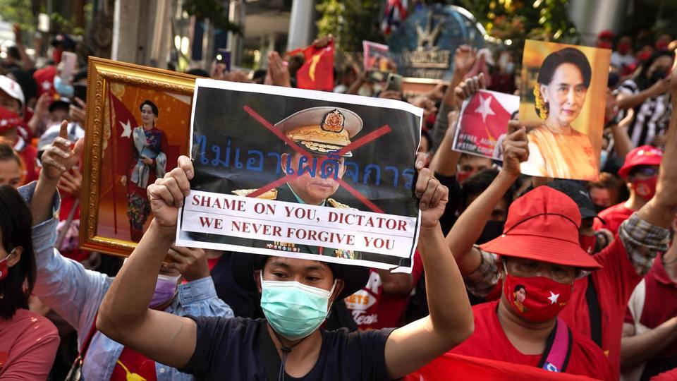 Myanmar Situation Remains Unstable as Opposition Leaders Remain Defiant