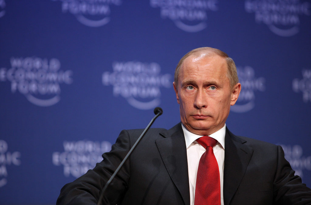 Putin Borrows DNC Talking Points in Using Violent School Shootings as Justification for More Police State Power