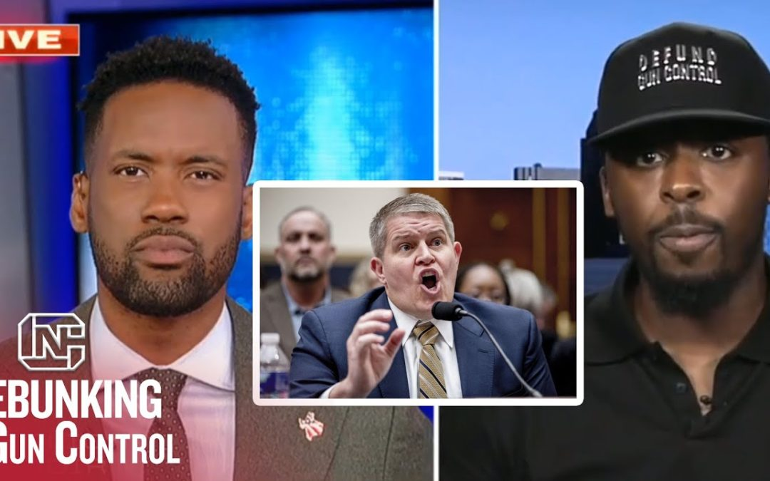 Biden's Nominee to Lead ATF, David Chipman, Exposed as Extremely Anti-Gun –  Colion Noir  – YT Watch