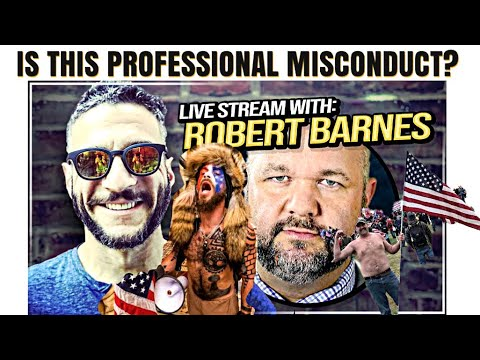 HL-181: Jan 6 Rioters HAVE A BAD LAWYER! Viva & Barnes HIGHLIGHT –  Viva Frei  – YT Watch