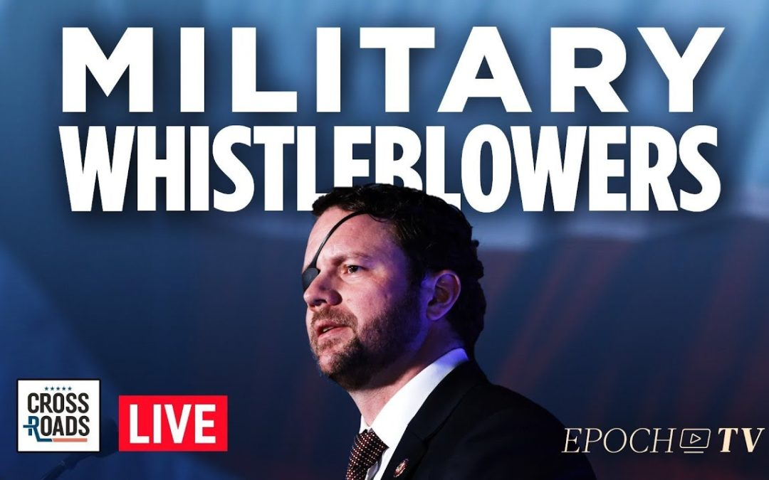 Live Q&A: New Whistleblower Site to Expose Military 'Woke' Indoctrination; Biden's $6T Budget Plan –  Crossroads with JOSHUA PHILIPP  – YT Watch