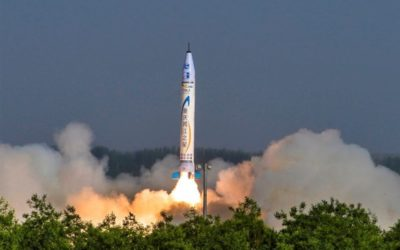 China Launches Rocket with No Re-Entry Plan, And It's About to Hit the Earth, all 21 Tons of It