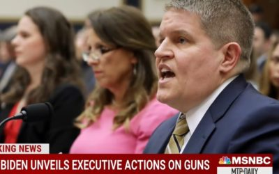 ATF Nominee Admits to Hating Private Gun Ownership, AR-15 in Senate Confirmation Hearing