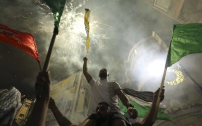 Black Lives Matter Stands with Hamas, But Suffers No Accusations of Anti-Semiticsm from the Corpostate Press