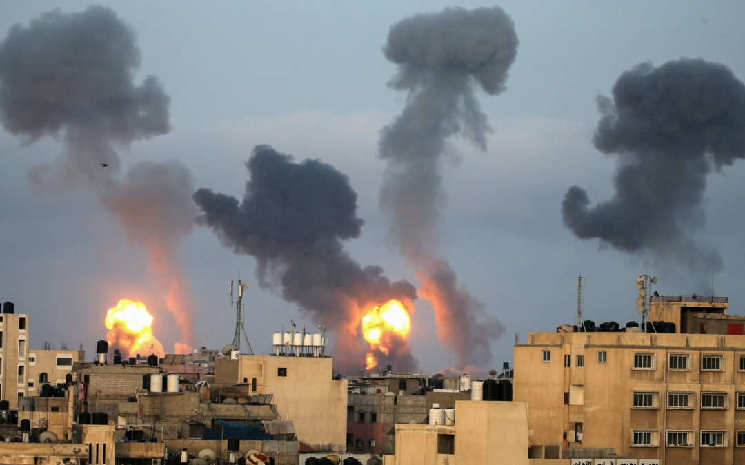 """Israel-Gaza Conflict """"Reality' Depends on the Factional Lens You Look Through – Intelligence Report"""