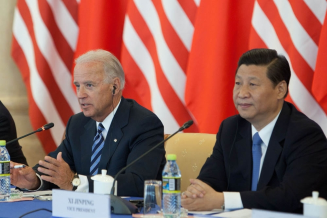 Biden Admin Sending Mixed Signals on China, Mostly Ones of Apppeasement