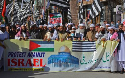 Leftist Campaign Against Israel Blamed for Rise in Anti-Semitic Crimes