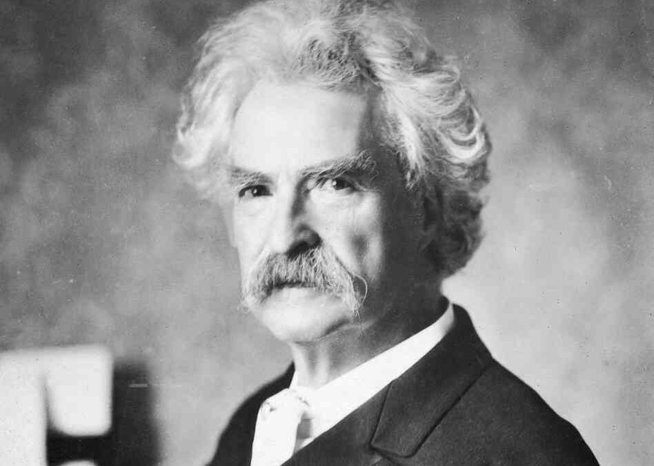 Another American Professor Fired for Not Being Woke DNC Party Member by Reading Mark Twain – Politics