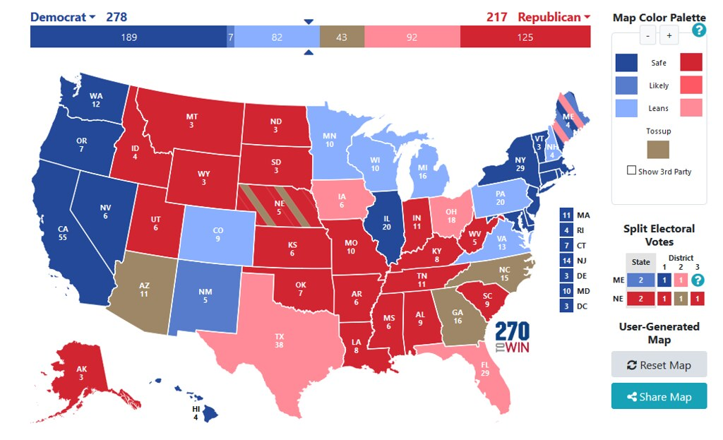 Did Team Biden Win the Election using Votes or Magic Math?  RedState Asserts it Was the Latter