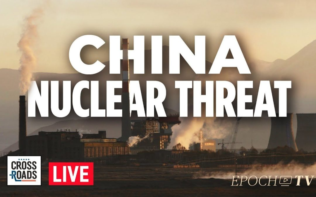 Live Q&A: China State Media Calls for Nuclear Weapons to Intimidate US; Employers Can Force Vaccines –  Crossroads with JOSHUA PHILIPP  – YT Watch